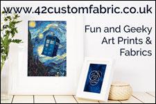 42 Custom Fabric