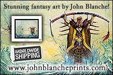 John Blanche Prints