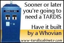 TARDIS Cabinets