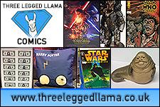 Three-Legged Llama