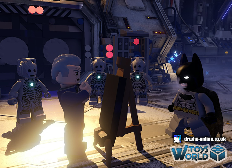 lego dimensions instructions starter pack