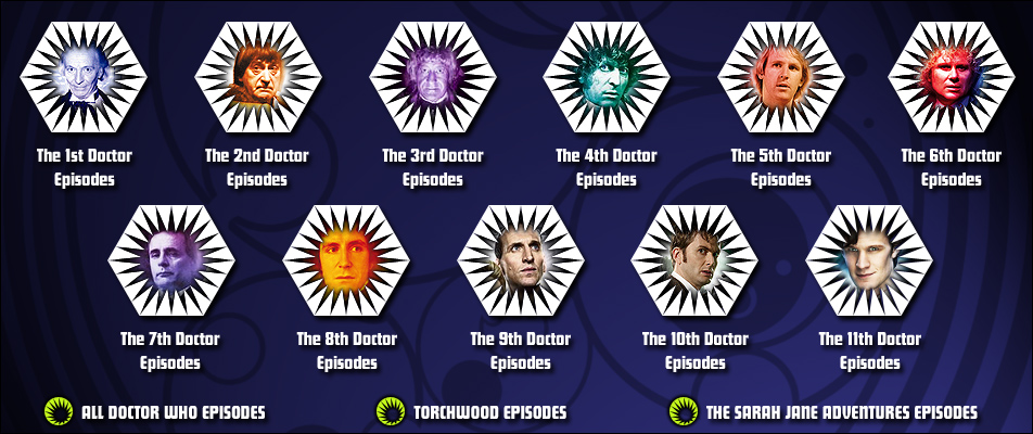 Earthbound timelords: doctor who episode guide.