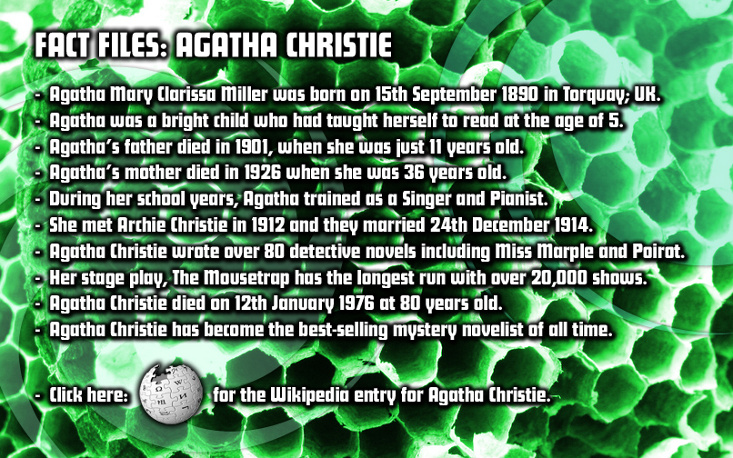 Agatha Christie Wikipedia Autos Post
