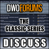 DWO Forums - Discuss - The Classic Series