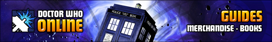 Doctor Who Online - Guides - Merchandise - Books