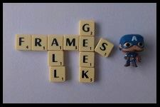 All Geek Frames