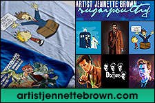 Jennette Brown | Artist