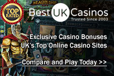 Top Rated UK Casino Sites