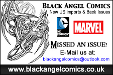 Black Angel Comics