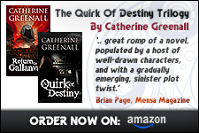 Catherine Greenall | Author