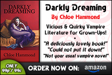 Chloe Hammond | Author