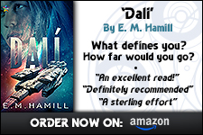 E.M. Hamill | Author