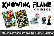 Knowing Flame Comics
