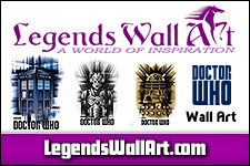 Legends Wall Art