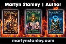 Martyn Stanley | Author