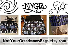 Not Your Grandmom's Bags