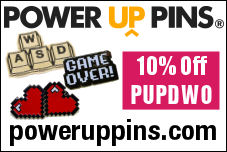 Power Up Pins