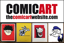 The Comic Art Website