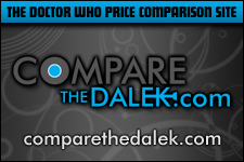 CompareTheDalek.com - The Doctor Who Price Comparison Site