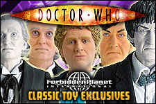 Buy Doctor Who Toys at Forbidden Planet!