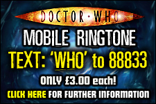 Official Doctor Who Ringtone!