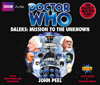 Daleks: Mission to the Unknown - CD - Released: 6/5/2010