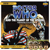 Doctor Who and... The Planet of the Spiders - CD - Released: 4/5/2009