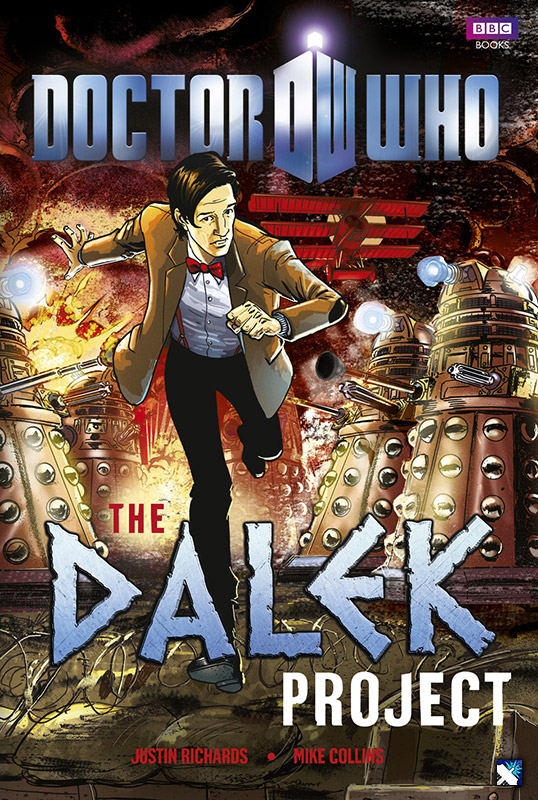 Doctor Who Online News Amp Reviews The Dalek Project