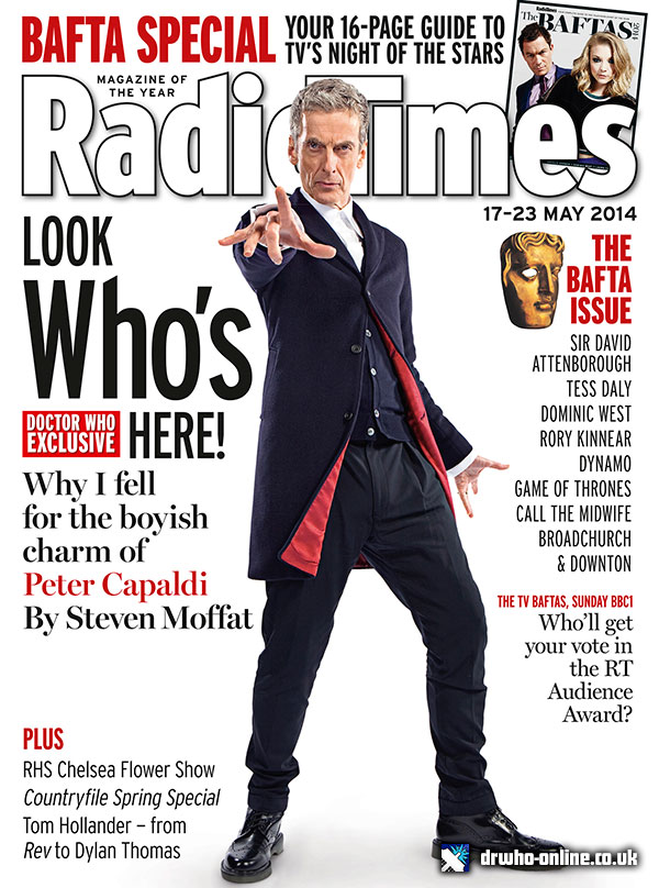Doctor Who Radio Times. 2003 to present day. Rt-17-23-5-2014