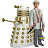 Forbidden Planet Exclusive - The 7th Doctor & White Imperial Dalek