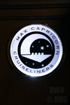 Logo for 'Max Capricorn Cruiseliners'.