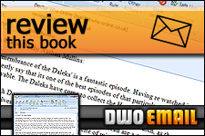 Doctor Who Online - Email - Review this Book!