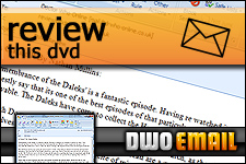 Doctor Who Online - Email - Review this DVD!