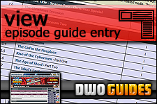 Doctor Who Online - Guides - Episode Guide Entry!
